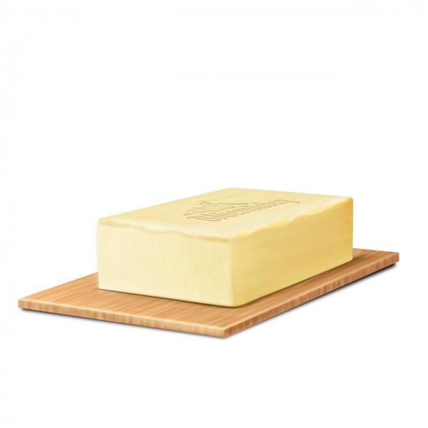 Ziegenmilch-Butter
